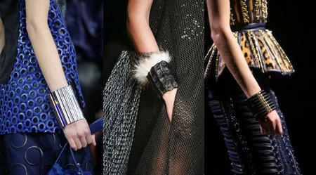 Модные тенденции в мире аксессуаров и украшений сезона осень-зима 2014-2015 — фото 21