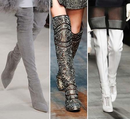 Модная обувь осенне-зимнего сезона 2014-2015 — фото 10