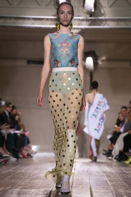 Неординарные коллекции Haute Couture осень-зима 2014-2015 на неделе высокой моды в Париже — фото 38