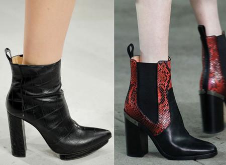 Модная обувь осенне-зимнего сезона 2014-2015 — фото 2