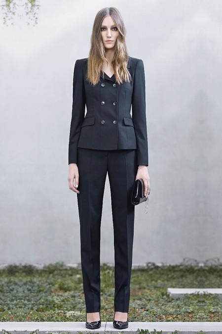 Модные брюки и брючные костюмы осень-зима 2014-2015 — фото 11