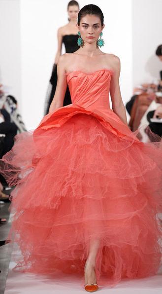 Актуальные вечерние платья для лета 2014 — фото 1