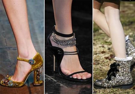 Модная обувь осенне-зимнего сезона 2014-2015 — фото 16