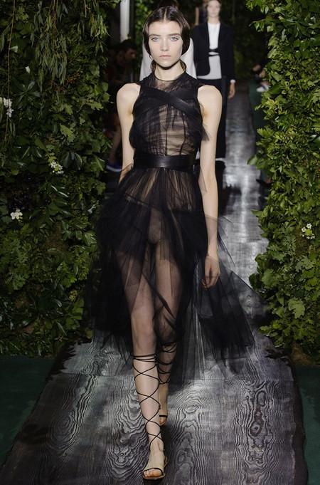 Неординарные коллекции Haute Couture осень-зима 2014-2015 на неделе высокой моды в Париже — фото 30