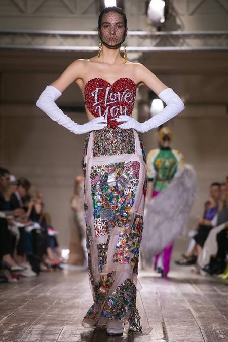 Неординарные коллекции Haute Couture осень-зима 2014-2015 на неделе высокой моды в Париже — фото 43