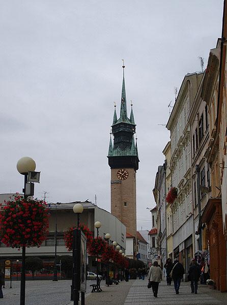Сказочный городок Зноймо — фото 1