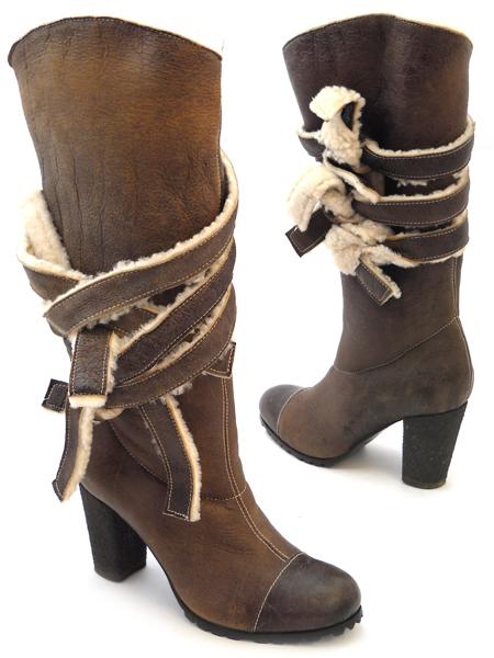 Осенняя и зимняя обувь сезона 2010/2011 — фото 1