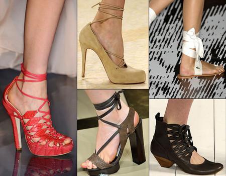 Модная обувь лета 2011: между высоким и низким — фото 5
