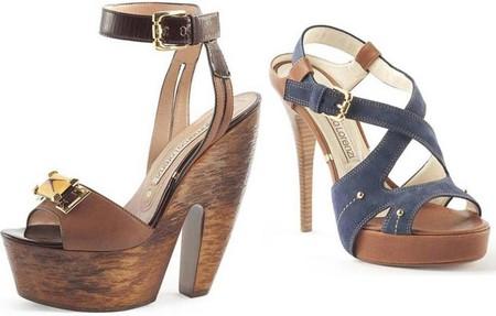 Модная обувь лета 2011: между высоким и низким — фото 4
