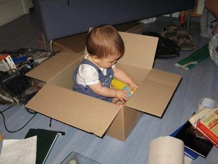 Ребёнок и новая квартира — фото 1
