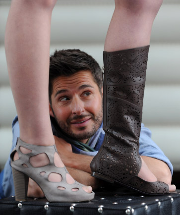 Какой будет модная обувь лета 2011 — фото 1