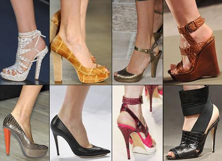 Модная обувь лета 2011: между высоким и низким — фото 3