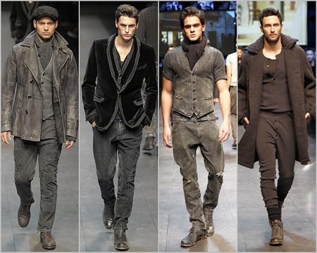 Мужская мода для работы и отдыха сезона зима  2010/2011 — фото 1