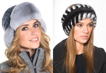 Модные шапки сезона Осень, Зима 2014 - 2015. — фото 4