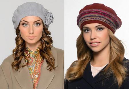 Модные шапки сезона Осень, Зима 2014 - 2015. — фото 2