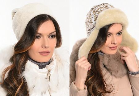 Модные шапки сезона Осень, Зима 2014 - 2015. — фото 3