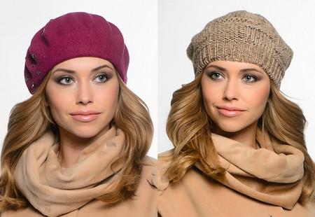 Модные шапки сезона Осень, Зима 2014 - 2015. — фото 6