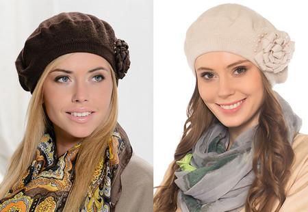 Модные шапки сезона Осень, Зима 2014 - 2015. — фото 1