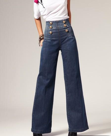 Как подобрать джинсы по типу фигуры? — фото 2