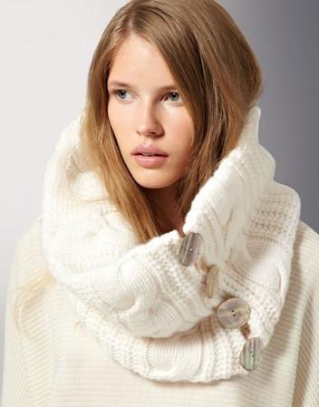 Выбираем модный шарф: как и с чем носить. — фото 6