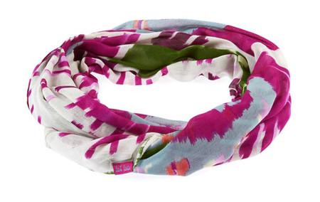 Выбираем модный шарф: как и с чем носить. — фото 1