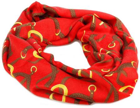 Выбираем модный шарф: как и с чем носить. — фото 5