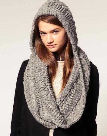 Выбираем модный шарф: как и с чем носить. — фото 4
