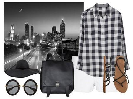 Как стильно одеться в дорогу? — фото 3