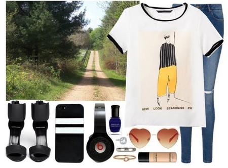 Как стильно одеться в дорогу? — фото 1