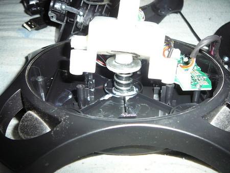 Устранение люфта на джойстиках типа HOTAS — фото 4