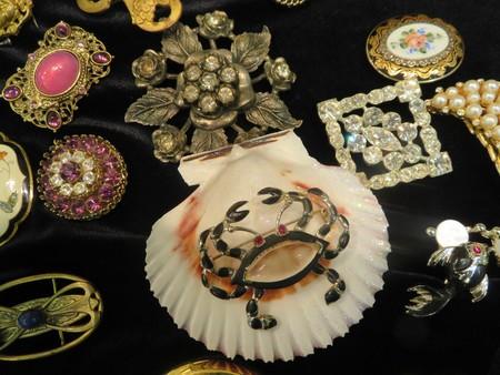 XVIII-й сезон выставки-продажи «Бижутерия. От винтажа до наших дней» — фото 2
