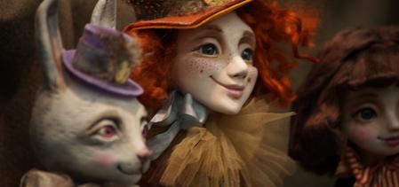«Международный весенний бал авторских кукол» на Тишинке — фото 3
