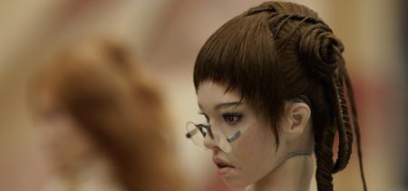 «Международный весенний бал авторских кукол» на Тишинке — фото 5