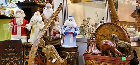 47-й художественный проект «Блошиный рынок» на Тишинке и спецпроект «Старинный декор новогоднего стола» — фото 4