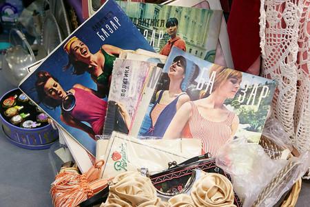 Предновогодний «Блошиный рынок» на Тишинке. 12-16 декабря. Москва — фото 3