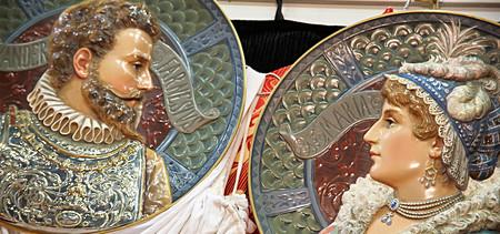 47-й художественный проект «Блошиный рынок» на Тишинке и спецпроект «Старинный декор новогоднего стола» — фото 5