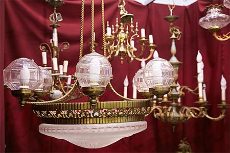 48-й сезон художественного проекта «Блошиный рынок» на Тишинке. Спецпроект «Балет в артефактах» — фото 6