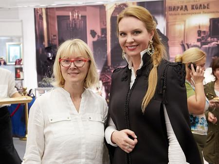 XX-й сезон выставки «Бижутерия от винтажа до наших дней» в «Т-Модуль» на Тишинке — фото 8