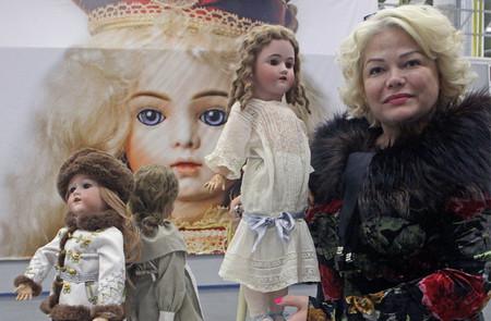 Выставки авторских кукол и дизайнерских игрушек Светланы  Пчельниковой — фото 1