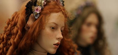 «Международный весенний бал авторских кукол» на Тишинке — фото 2