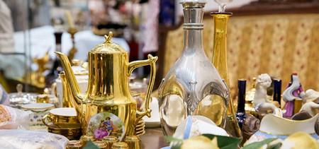 47-й художественный проект «Блошиный рынок» на Тишинке и спецпроект «Старинный декор новогоднего стола» — фото 2