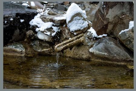 Минеральный ручей