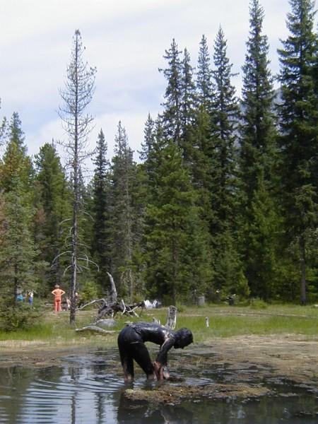 Прием грязевых ванн