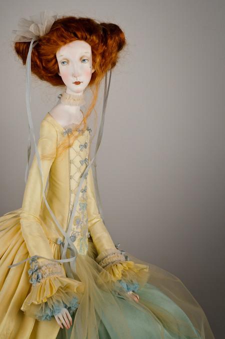 VII Международная выставка «Искусство куклы» — фото 1