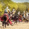 III Международный рыцарский турнир Св. Георгия в Москве становится традицией