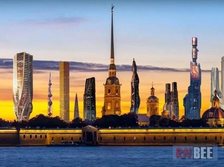 «Лахта Центр-2» как бельмо на историческом образе Петербурга — фото 1