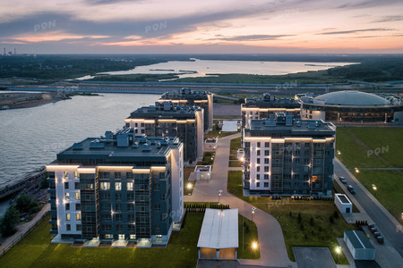 Жизнь в комфортных условиях: в Петербурге растет стоимость апартаментов — фото 1