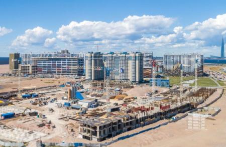 Жителям Василеостровского намыва пообещали построить дороги — фото 1
