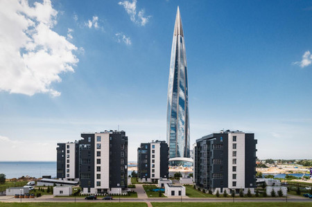 Будущее Петербурга за новыми премиальными локациями — фото 1
