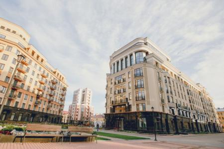 Перспективы премиального рынка жилья в Петербурге: элитная недвижимость уйдет с материка на намывы — фото 1
